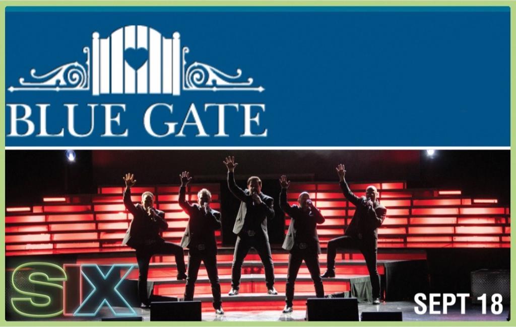 Blue Gate image for Show in September 2021